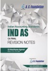 Indian Accounting Standards (Ind AS) CA Final Revision Notes