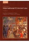 Cassesse' s International Criminal Law