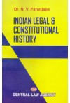 Indian Legal and Constitutional History