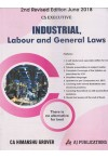 Industrial, Labour and General Laws - CS Executive