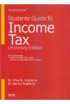 Students' Guide to Income Tax (University Edition)