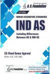 Indian Accounting Standards  (Ind AS) Including differences between AS and Ind AS (For CA Final)