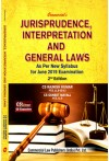 Jurisprudence Interpretation and General Laws - As per New Syllabus for June 2019 Examination