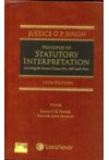 Principles of Statutory Interpretation (Hardbound)