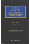 M. J. ASLAM's LAW OF CONTRACT (2 volume set)