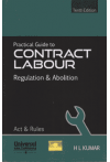 Practical Guide to Contract Labour Regulation & Abolition (Act & Rules)