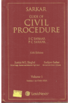 Sarkar's Code of Civil Procedure (2 Volume Set)