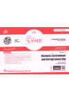 Solved Scanner - CS Foundation Programme - Paper 1 - BUSINESS ENVIRONMENT AND ENTREPRENEURSHIP (Including Questions and Solutions of June 2017) (Green Edition) (New Syllabus) (Updated as per Companies (Amendment) Act, 2013)