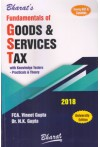 Fundamentals of Goods and Services Tax with Knowledge Testers - Practicals and Theory (Covering GST & Customs)