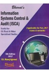 Information Systems Control and Audit (ISCA) (Useful for CA Final & Other Specialised Studies) (Applicable for Nov. 2017 exams & onwards)