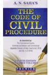 The Code of Civil Procedure (3 Volume Set)
