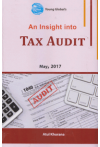 An Insight into Tax Audit (As Amended upto Finance Act, 2017)