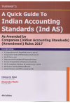 A Quick Guide to Indian Accounting Standards (Ind AS) (As Amended by Companies (Indian Accounting Standards) Amendment) Rules 2017)
