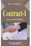 Contract - I (General Principles)