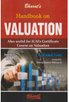 Handbook on Valuation (Also useful for ICAI's Certificate Course on Valuation)
