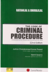 Ratanlal and Dhirajlal The Code of Criminal Procedure (As amended by the Criminal Law (Amendment) Act, 2013)