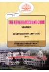 The Kerala Account Code - Volume III (Issued by the authority of the Government of Kerala - Finance Department)