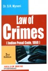 Law of Crimes (Indian Penal Code, 1860)