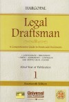 Legal Draftsman (A Comprehensive Guide to Deeds and Documents) (2 Volume Set)