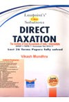 Lawpoint's CMA Solutions - DIRECT TAXATION - Intermediate Group I Paper 7 (Last 26 Terms Papers fully solved - June 2016  Paper Solved) Assessment Year 2016-17