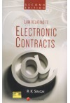 Law Relating to Electronic Contracts