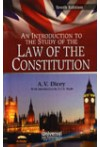 An Introduction to the Study of the Law of the Constitution