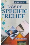 Sohoni's Law of Specific Relief