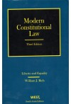 Modern Constitutional Law - 3 Volumes