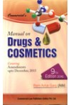 Manual on Drugs and Cosmetics