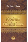 Modern Hindu Law (Codified and Uncodified)