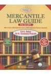 Mercantile Law Guide (For CA CPT)(With around 2500 objective Q & A / With Important Revision Questions)(Includes 3 Free Online Mock Examinations) (Full Syllabus With All Theory & MCQs)