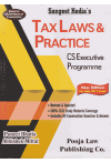 Sangeet Kedia's - Tax Laws and Practice - CS Executive Programme (Based on MCQ Pattern of Examinations) (New Edition For June 2017 Exam) (As per the new syllabus prescribed by ICSI) (Based on ICSI MCQ pattern of Examination)
