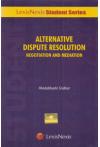 Alternative Dispute Resolution Negotiation and Mediation