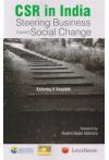 CSR in India Steering Business toward Social Change