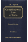 T.K. Tope'sConstitutional Law of India