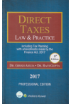 DIRECT TAXES  Law and Practice including Tax Planning (With Amendments made by the Finance Act, 2017)