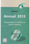 Swamy's Annual 2015 Compendium of Orders on Service Matters (C - 115)