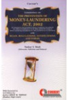 Commentary on The Prevention of Money-Laundering Act, 2002