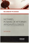Notaries, Powers of Attorney, Affidavits and Deeds