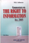 Commentary on The Right to Information Act, 2005