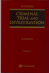Criminal Trial and Investigation (2 Volume set)