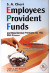 Employees Provident Funds and Miscellaneous Provisions Act, 1952 with Schemes