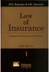 Law of Insurance (Dealing with all branches of Insurance)