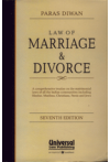 Law of Marriage and Divorce