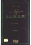 Moitra's Law of Contract & Specific Relief (2 volume Set)
