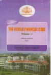 The Kerala Financial Code - Volume I