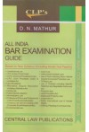 All India Bar Examination Guide (Based on New Syllabus - Including Model Test Papers)