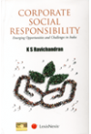Corporate Social Responsibility (Emerging Opportunities and Challenges in India)