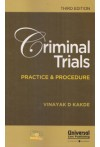 Criminal Trials Practice and Procedure