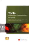 Torts Cases and Commentary